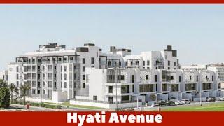 Hyati Avenue JVC - Jumeirah Village Circle