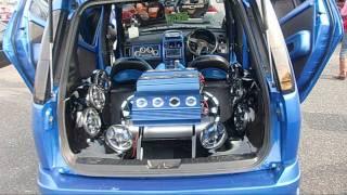 JAPAN No1 Car.CUBE,Z10,(キューブ ニッサン)