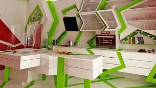 20 Unusual Kitchen Designs to Check Out