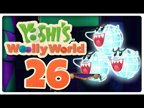 Let's Play YOSHI'S WOOLLY WORLD Part 26: Leistungszusammenbr