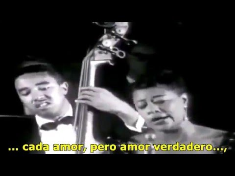 Ella Fitzgerald: Love For Sale (Directo) (Subtitulada en español) mp3