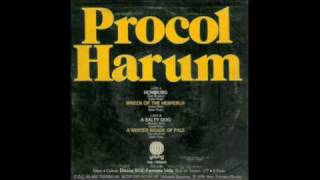 PROCOL HARUM (2009 remaster) A WHITER SHADE OF PALE