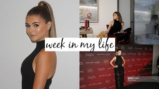 ANOTHER WEEK IN MY LIFE - events, workout routine, & hanging with friends, etc. l Olivia Jade