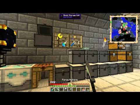 Jogando Minecraft 1.6.4 Com Mods#15 Minerando No Nehter