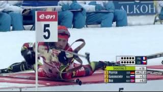 MS Biatlon 2013: Štafeta muži 4x7,5km- NMNM