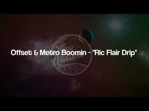 Offset & Metro Boomin - Ric Flair Drip (Lyrics / Lyric Video)