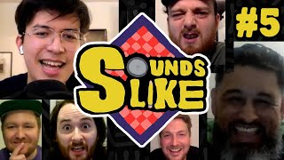 Comedian Vs Battle Rappers | W/ Phil Wang, The Saurus & Marlo | Sounds Like #5