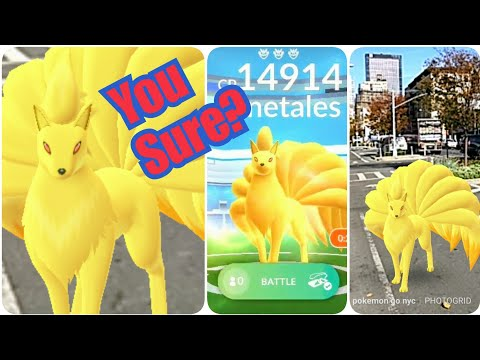 Ninetales Solo Attempt (Live Stream on Demand)