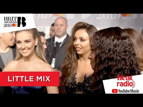 Little Mix reveal they get more nervous over the BRITs than ANY other performance!