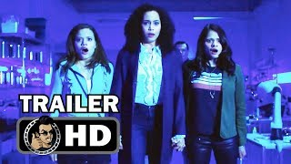 "CHARMED Official Trailer ""Sisterhood"" (HD) The CW Reboot Series"