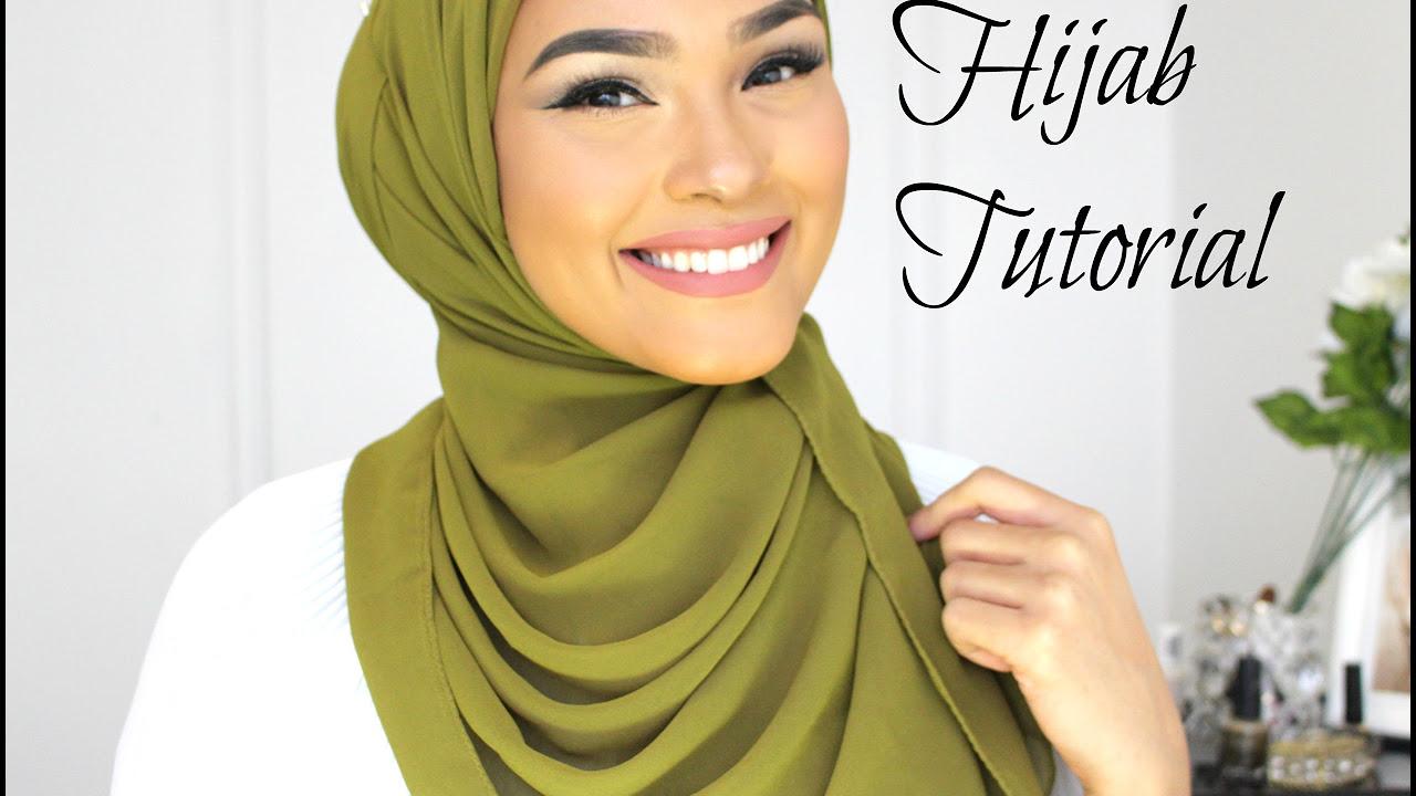 Gaya Unik Tutorial Hijab Pakai Cincin HijabDreamcoid