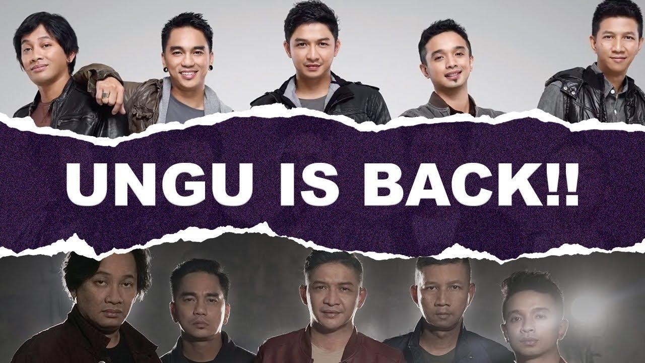 UNGU IS BACK // 28.05.21