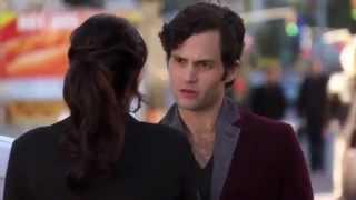 Gossip Girl 6x10 - Dan gives Nate his last chapter instead of to Vanity Fair