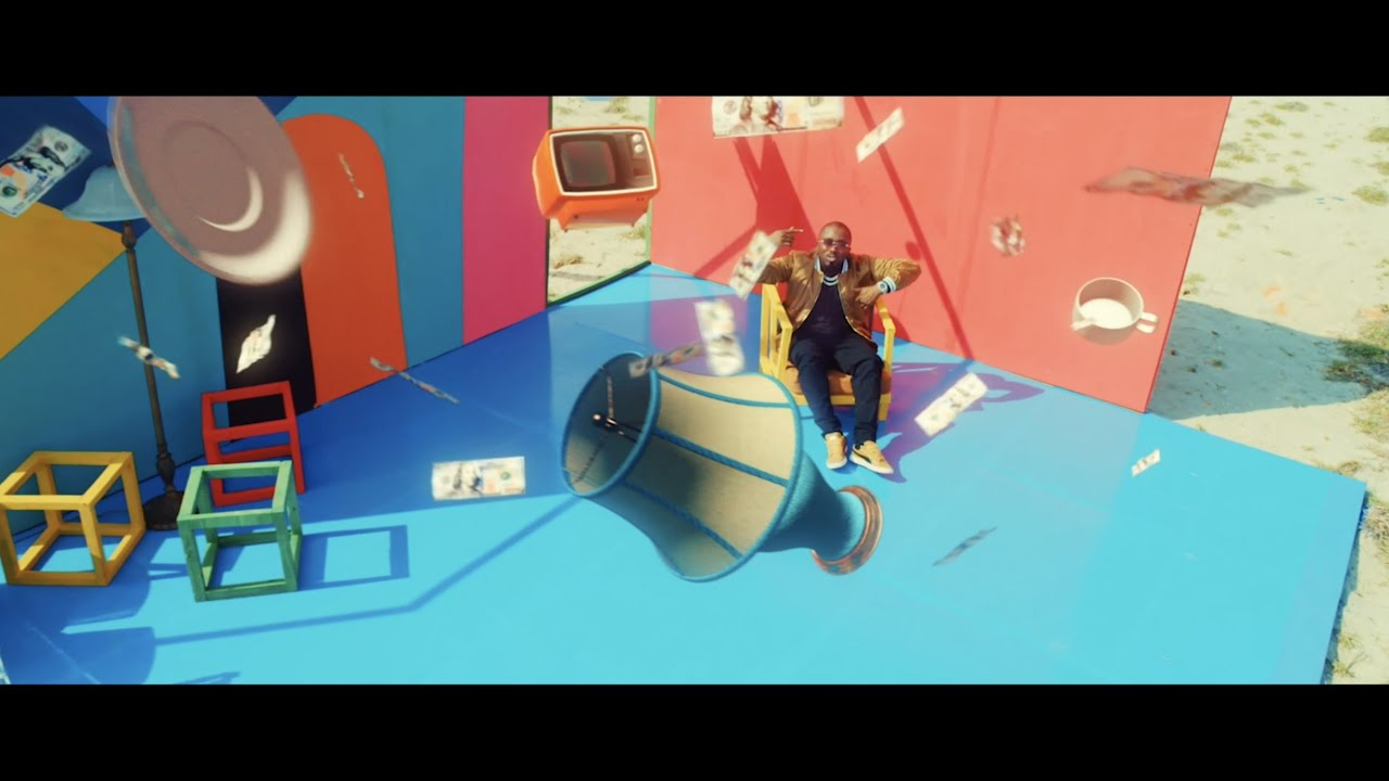 Ice Prince - Make Up Your Mind (feat. Tekno) [Official Video]