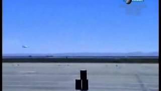 Видео катастрофы самолета