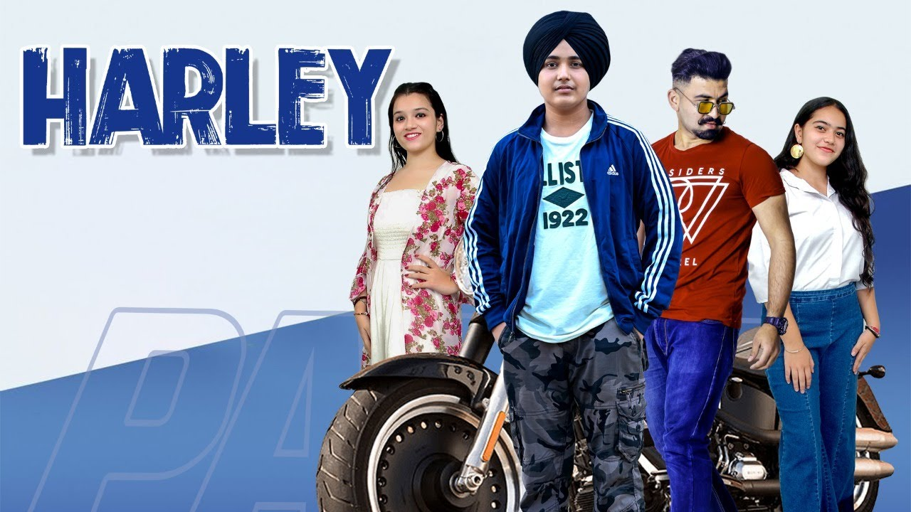 Harley | (Full HD) | Fatehjeet Singh Dhanoa | Latest Punjabi Songs 2020 | Jass Records