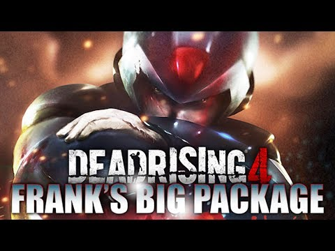 DEAD RISING 4 FRANK'S BIG PACKAGE / CAPCOM HEROES Walkthrough Gameplay Part 1 - Mega Man (PS4 Pro)