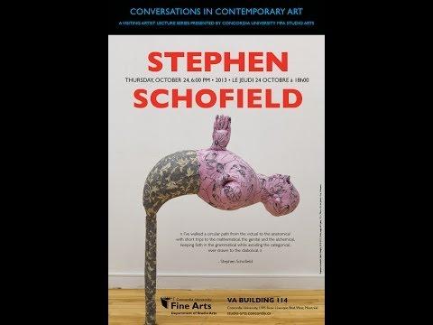 Stephen Schofield