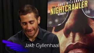 Jake Gyllenhaal Interview for NightCrawler