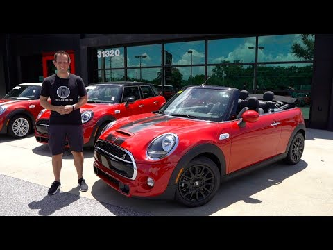 Is This 2019 Mini Cooper S A Better VALUE Than The Mazda Miata?