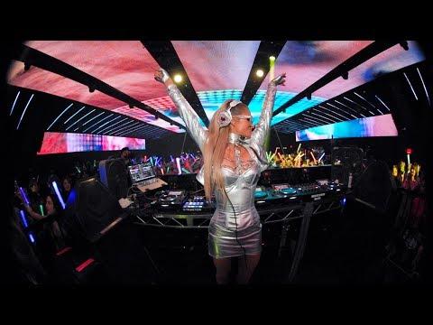 Paris Hilton's Academy LA DJ Vlog