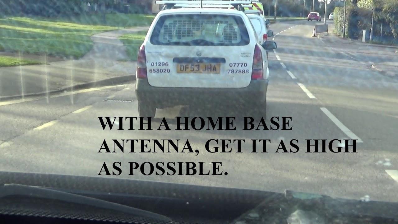 CB RADIO RANGE TIPS, Antenna Choice AND MORE