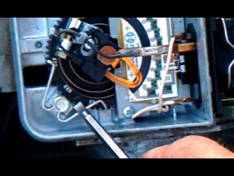For Type 2 Vw Engine Wiring Diagram Afm Adjustment To Correct Air Fuel Ratio Youtube