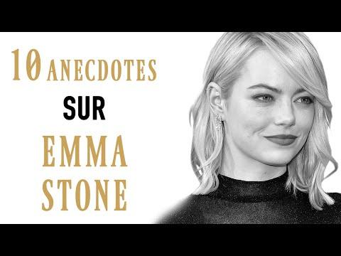 10 ANECDOTES SUR... EMMA STONE