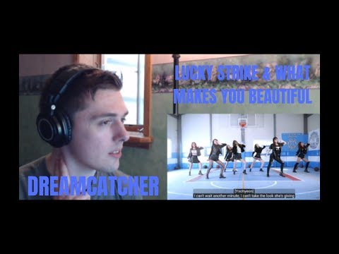 Dreamcatcher - [Special Clips] Lucky Strike & What Makes You Beautiful Reaction