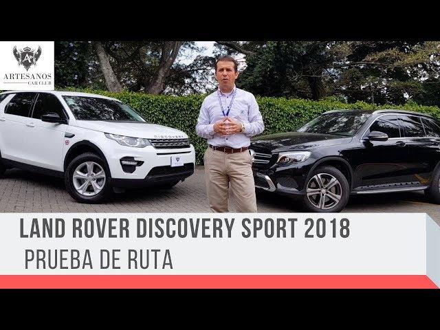 Land Rover Discovery Sport 2018 / Prueba de ruta / Artesanos Car Club