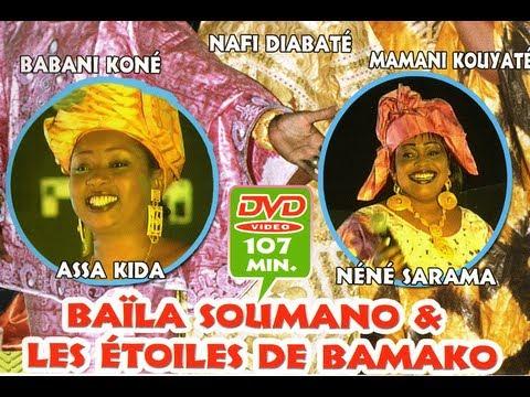 Baïla Soumano et les étoiles de Bamako - Live - Intégral