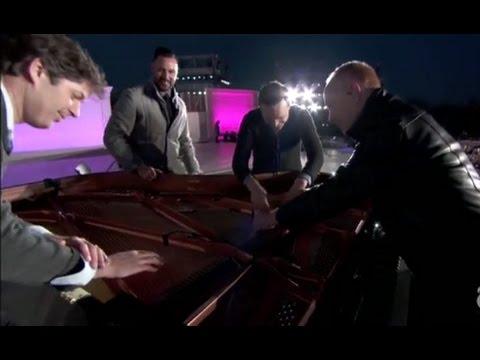 The Piano Guys at the Trump Inauguration