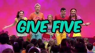 Video Give Five - Hi-5 Season 15 download MP3, 3GP, MP4, WEBM, AVI, FLV Februari 2018