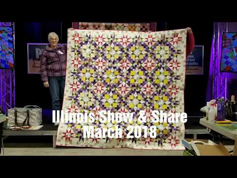 Illinois Show & Share, March 2018