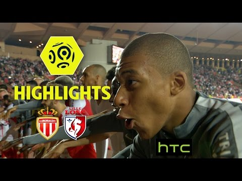 AS Monaco - LOSC (4-0) - Highlights - (ASM - LOSC) / 2016-17
