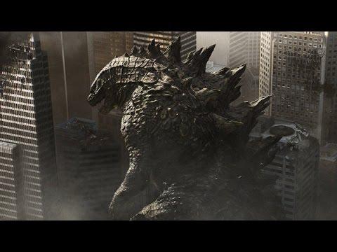 Godzilla 2014  Movie CLIPS