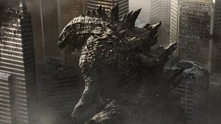 Repeat youtube video Godzilla 2014 - Movie CLIPS