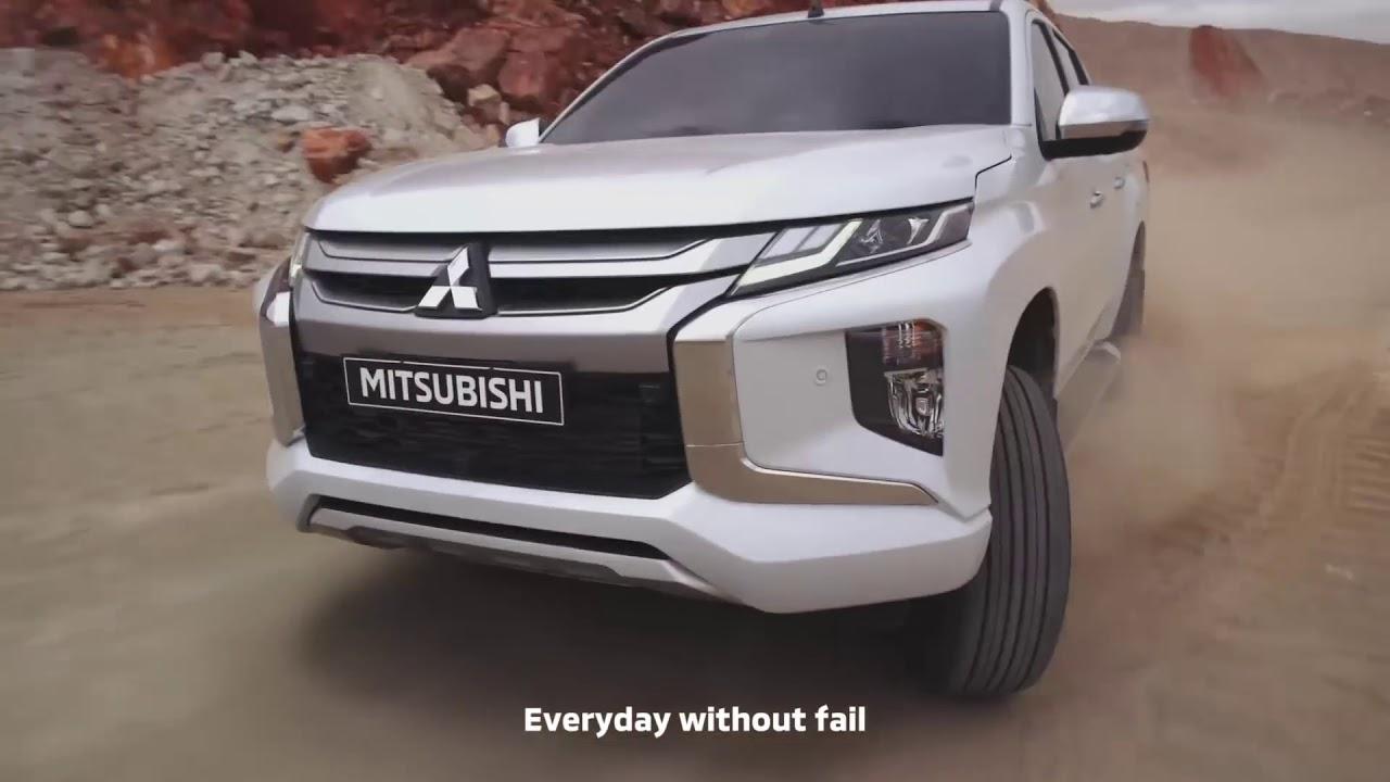 40e0af6972f04 Nova geração a Mitsubishi L200 Triton é registrada no Brasil - YouTube