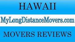 Hawaii Long Distance Moving Companies - MyLongDistanceMovers.com