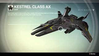 How To Get A New Ship In Destiny