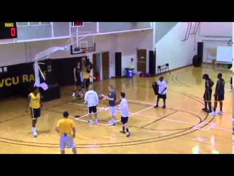 Own the Offensive Glass with This Drill from Shaka Smart!