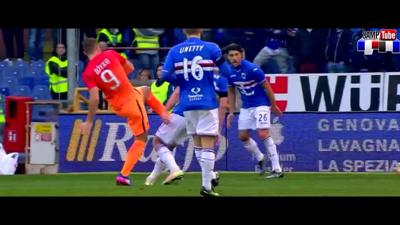 Sampdoria Vs As Roma 3 2 Highlights Sky Serie A Remix 2017 Youtube