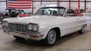 1964 Chevy Impala white