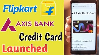 Flipkart Axis Bank Credit Card Full Details ¦ Flipkart Credit Card ¦ Flipkart Credit card EMI Axis