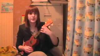 Ukulele - Kaze Ni Naru- The Cat Returns