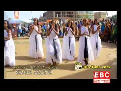 Yanneensh Balaxaa  Shagee Naannoo Afaan Oromoo Music  2014