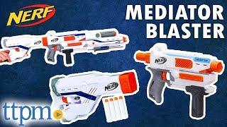 Nerf N-strike Modulus Mediator Blaster Review | Hasbro Toys & Games