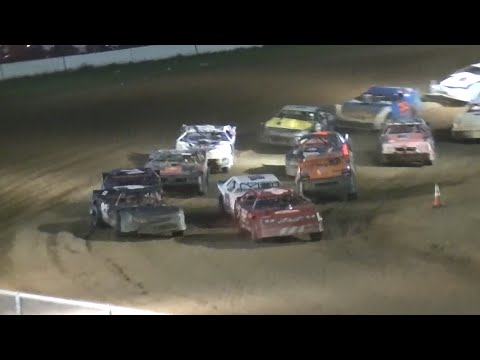 Street Stock Feature | McKean County Raceway | Fall Classic | 10-10-15