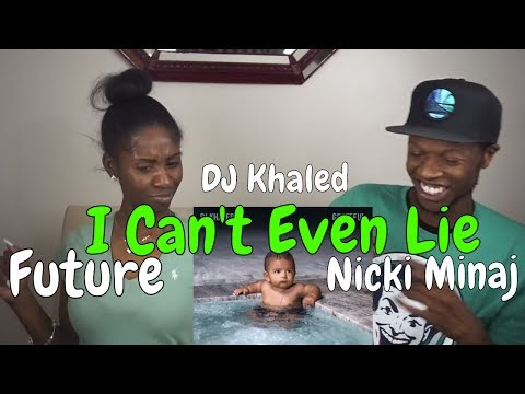 Dj Khaled - I Can't Even Lie Ft. Future & Nicki Minaj (Grateful) | Reaction