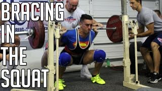 QUICK TIP: HOW TO BRACE IN THE SQUAT
